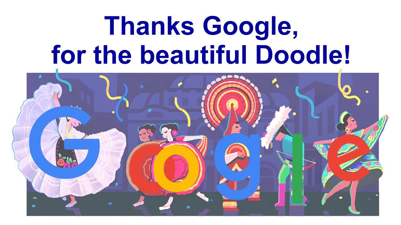 Amalia Hernandez (Google Doodle)