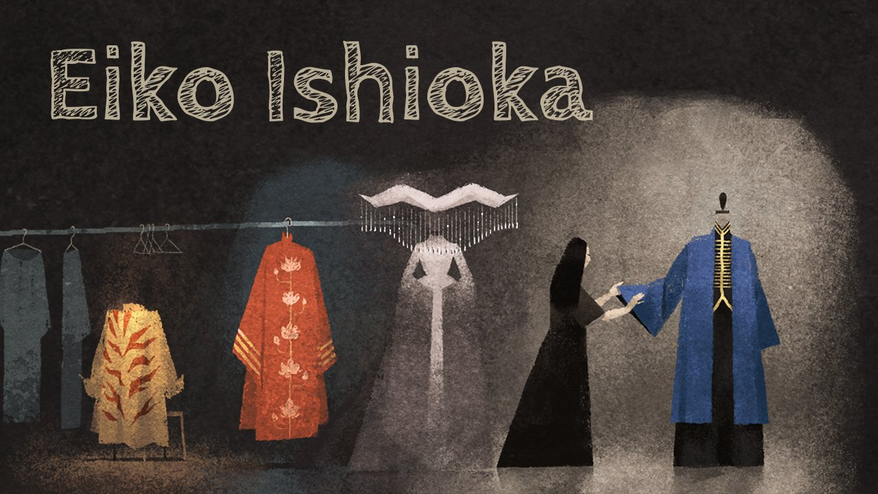 Eiko Ishioka - 石岡瑛子 - 에이코 이시오카 - Эйко Исиока - Έικο Ισιόκα