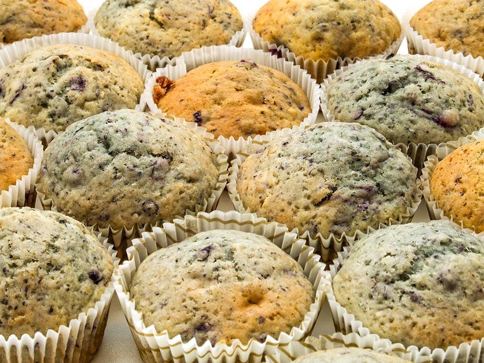 Contentbär-Muffins Rezept