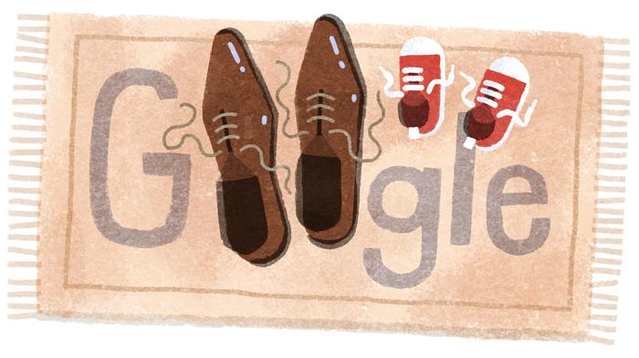 Vatertag 2016 (Google-Doodle)
