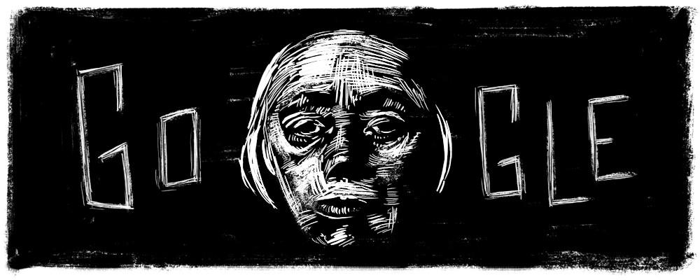 Käthe Kollwitz (Google Doodle)