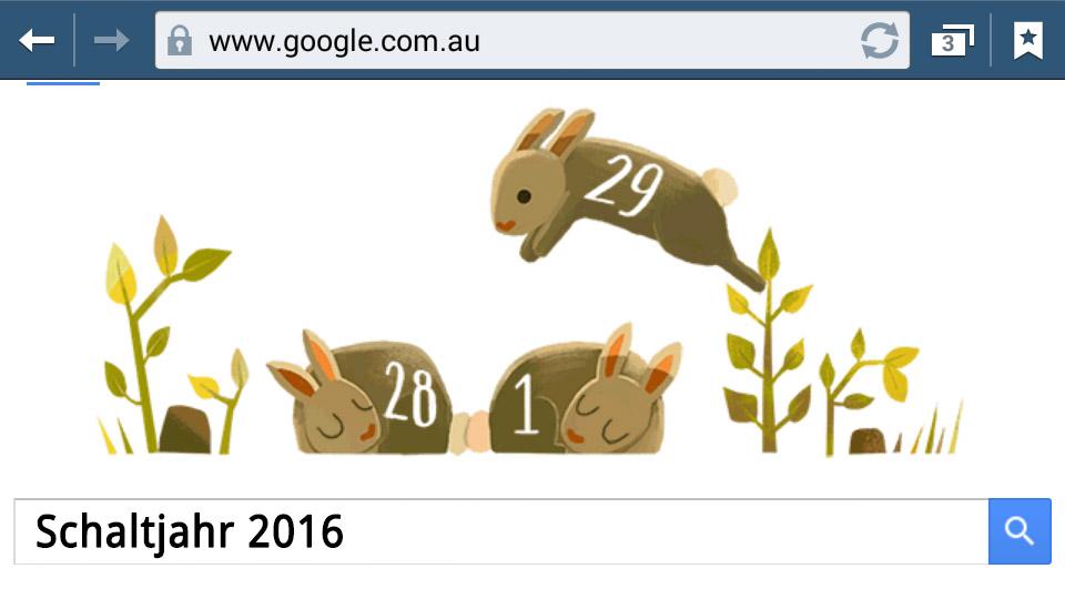Scheldjehr 2016 Google-Doodle