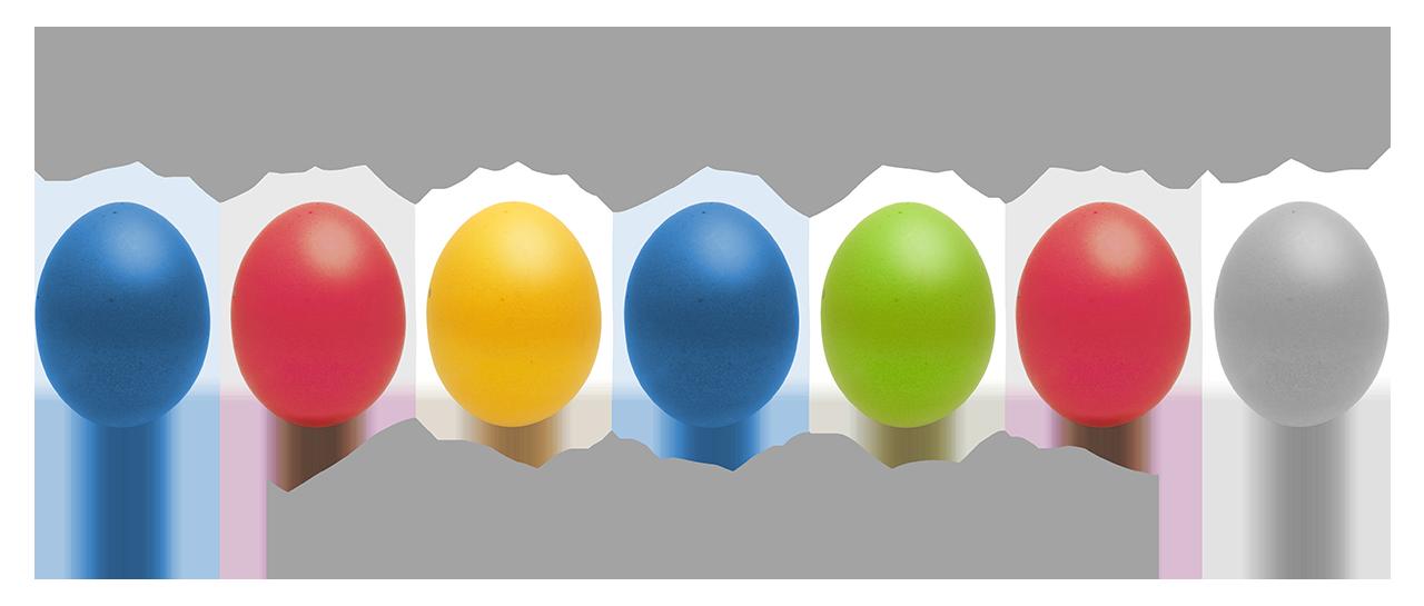 Siebtlingsgeburt – sieben Eier