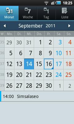 Simsalaseo noch zwei Tage