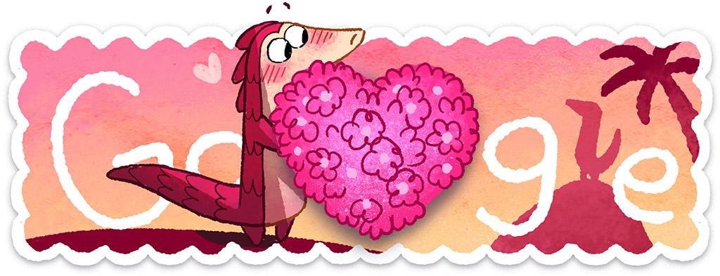 Was ist ein Schuppentier? - Valentinstag 2017 (4)